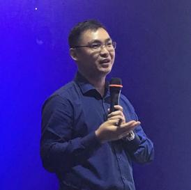 研华科技(中国)有限公司工业自动化华南业务总监赵海平照片