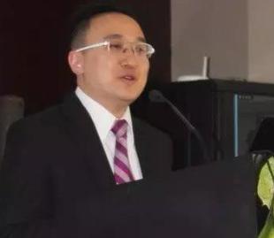 香港特许金融策略师协会副主席陈柏轩照片