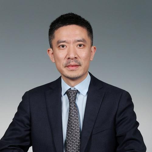 九鼎投资董事长蔡雷照片