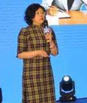 哈药集团医药公司 质量负责人唐惠明照片