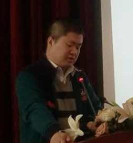 上海冷王智能科技有限公司CEO陈勇 照片