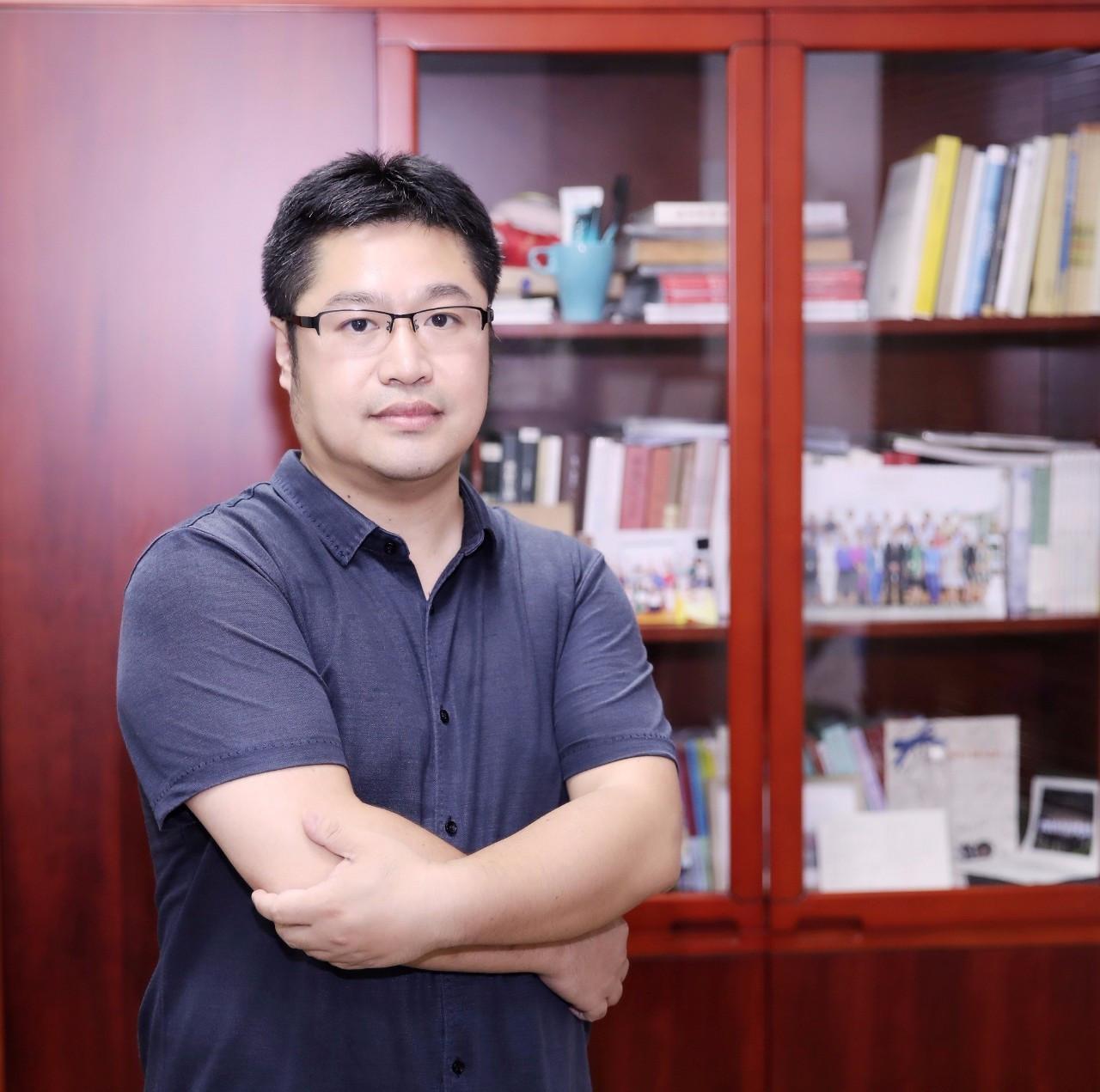 亲和源股份有限公司总裁张昊岩