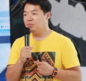 小米生态链企业 执行副总裁郭阳照片
