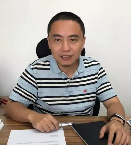 上海慧银信息科技有限公司创始人朱凯申照片