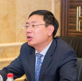 月星商业集团常务副总经理叶凯照片