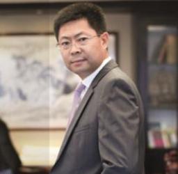 深圳润泰供应链服务公司CEO高伟   照片