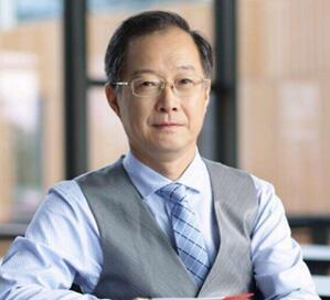 新城控股有限公司常务副总裁欧阳捷照片