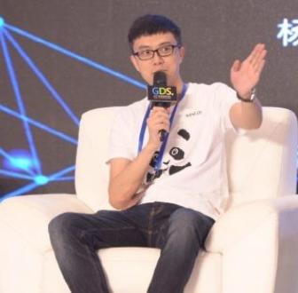 西部数码 首席营销官杨军   照片