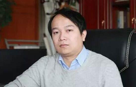 上海申龙 董事长兼总经理陈大城照片