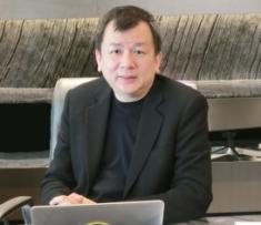 AECOM中国企业对外投资事业部 执行副总裁黄智聪照片