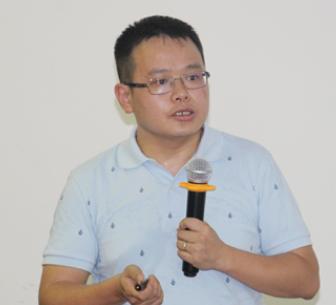 启迪科技服务集团有限公司 总裁王洪涛