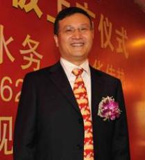 巴安水务董事长张春霖