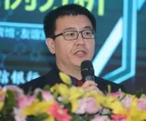 铁汉生态 首席战略官黄宗虎照片