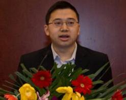 清新环境 董事会秘书李其林照片