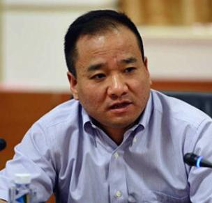 中国人民保险集团股份有限公司副总裁盛和泰照片