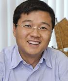 昆山杜克大学环境研究中心主任张俊杰 照片