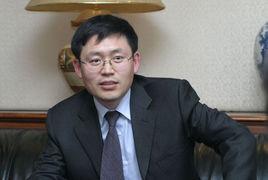 浪潮集团有限公司首席科学家王恩东照片