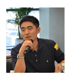 中国海洋石油总公司信息化部总工程师侯晓峰照片