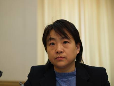 中国科学院计算机技术研究所传感网络实验室研究生导师崔莉 照片