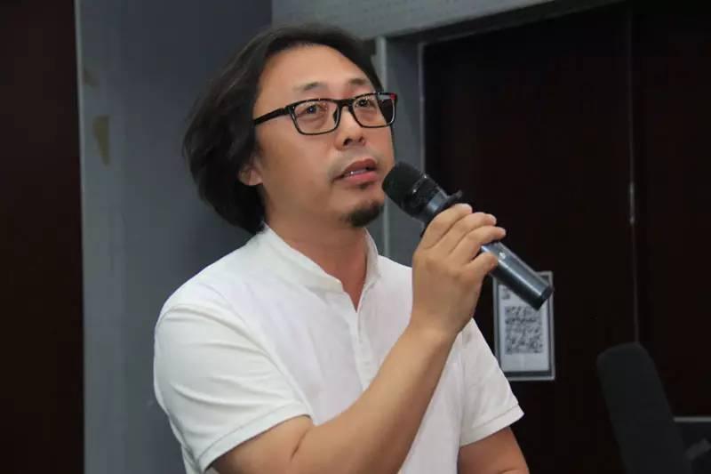 清大农建规划设计院 执行院长陈欣 照片