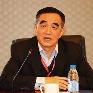 中国医药企业管理协会副会长郭云沛照片