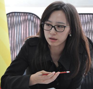 上海悠游堂投资发展股份有限公司华北区域总经理曹阳照片