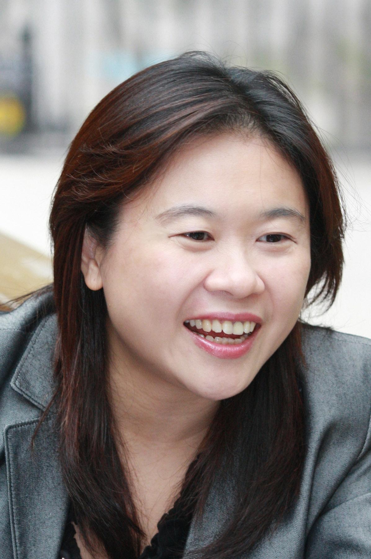 台湾文化创意产业联盟协会荣誉理事长李永萍
