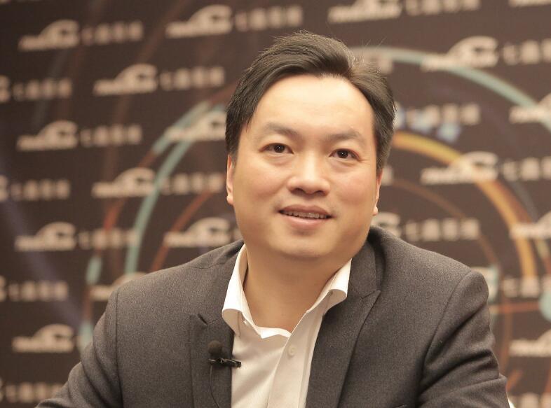 七鑫易维公司创始人 CEO黄通兵照片