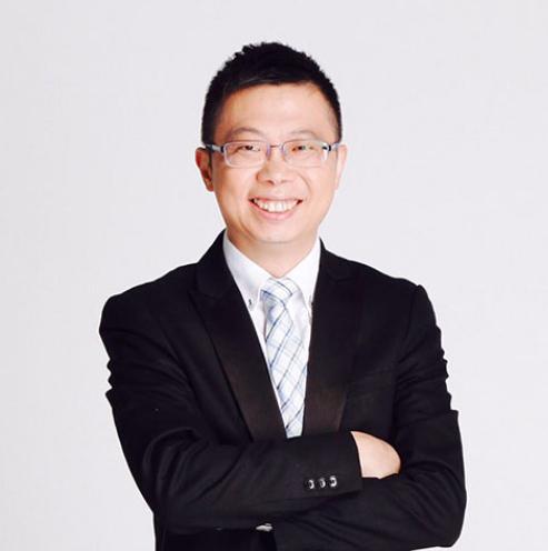医微讯 CEO潘耿照片