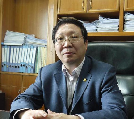 浙江省卫生计生委副主任马伟杭照片