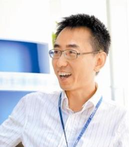腾讯公司副总裁陈广域