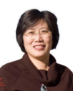 清华大学教师朱小燕照片
