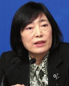中國進出口銀行董事長胡曉煉照片