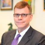 亞洲開發銀行副行長史蒂芬.格羅夫照片