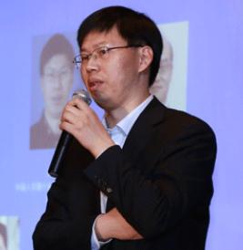 央行征信中心研究发展部 总经理李连三照片