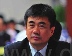 中国光大银行信息科技部总经理李璠照片