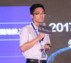 恒丰银行科技部副总经理郑淼照片