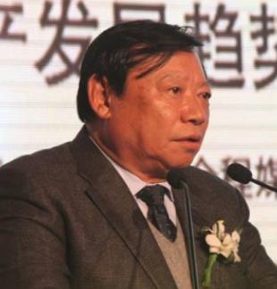中国房地产研究会副会长兼秘书长苗乐如照片