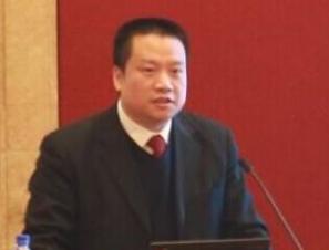 中國建筑材料工業規劃研究院 院長曾令榮照片