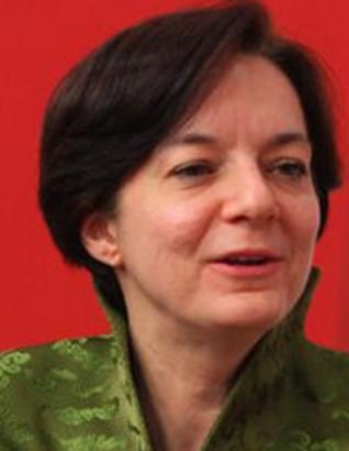 联合国妇女署中国区项目经理汤竹丽