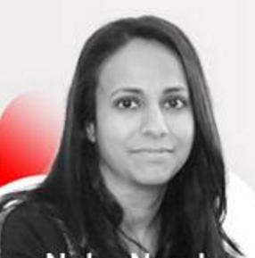 MIT Media Lab研究主管,数字货币计划研究主任Neha Narula 照片