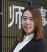 北京彭凯律师事务所婚姻家庭部律师张苗照片