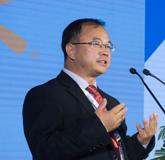 沃尔玛食品安全协作中心执行主任严志农照片