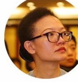 招商局慈善基金会常务副秘书黄奕照片