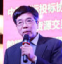 中国招标公共服务平台董事长李小林照片