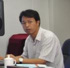 黄河水利委员会信息中心处长李胜阳照片