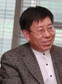 中国地理学会水文专业委员会 主任,院士周成虎照片