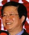 爱德基金会常务副理事长兼秘书长丘仲辉