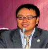 北京大学遥感与地理信息系统研究所 所长洪阳照片