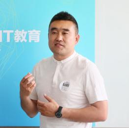 兄弟连教育创始人兼CEO李超照片